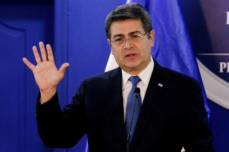 Drug clan leader testifies he bribed Honduran president with $250,000