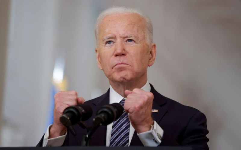 In China strategy, Biden to meet with leaders of Australia, India, Japan