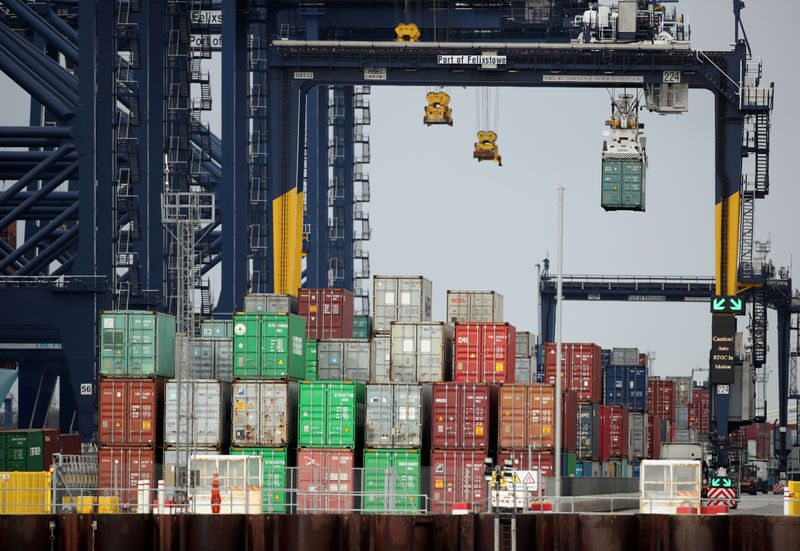 UK exports to EU slump in first month of new Brexit trade ties