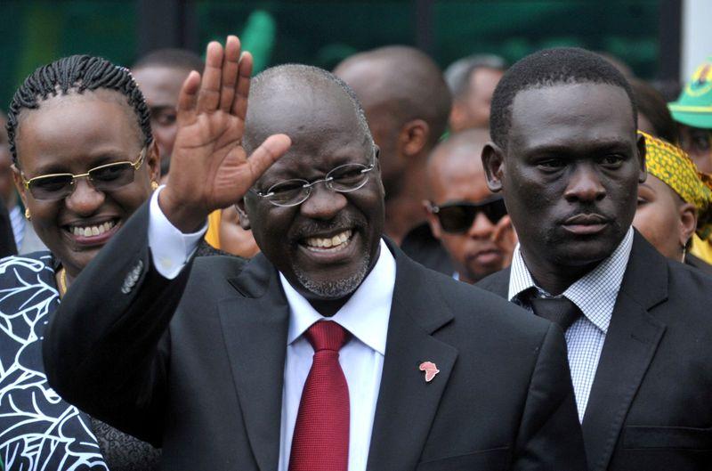 Tanzanian envoy denies President Magufuli in bad health