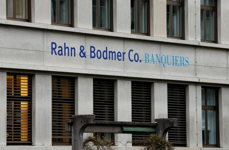 Swiss bank Rahn+Bodmer in U.S. settlement over clients defrauding IRS