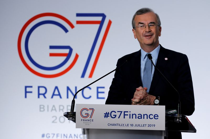 ECB's Villeroy flags flexibility on bond purchases