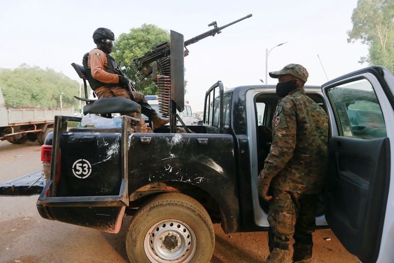 Dozens of students abducted from forestry college in northwest Nigeria
