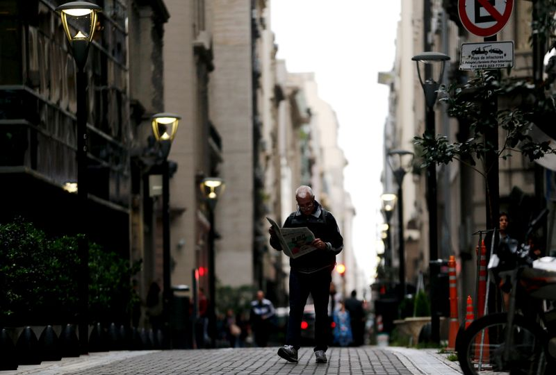 Analysis: Argentina's basement bonds no bargain as IMF talks drag, drought dents soy