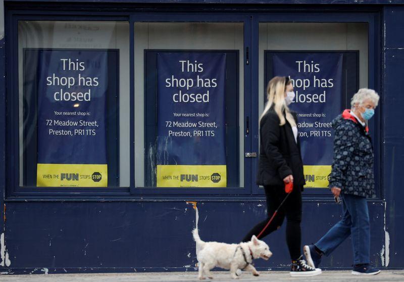 Lockdown atinge o PIB do Reino Unido menos do que se temia, mas Brexit abala o comércio