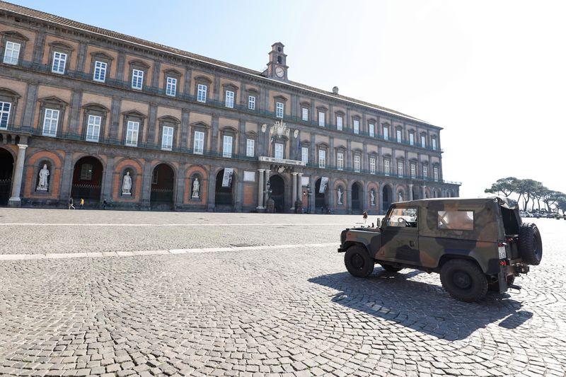 Italy to impose nationwide coronavirus lockdown over Easter weekend - draft decree