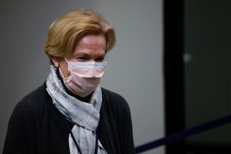 Former Trump coronavirus coordinator Birx to join Texas air purifier maker