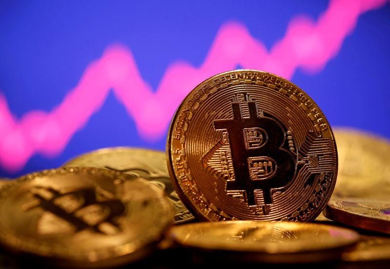 Bitcoin rises 6.6% to $61,074