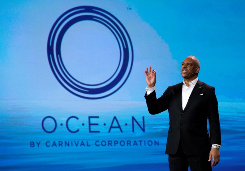Carnival Corp CEO sees minimum of two more tough years for cruise industry: FT