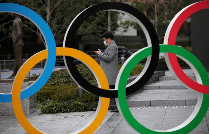 Japan mulls 50% cap on Olympics spectators: media