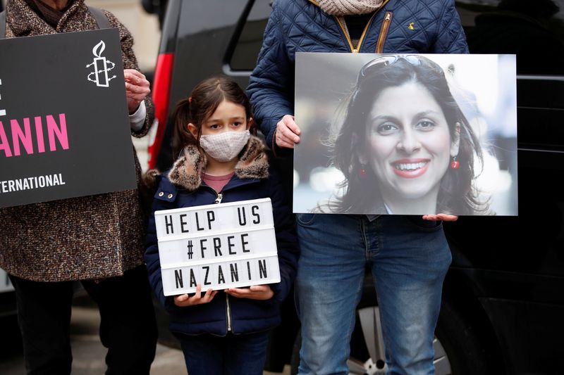 Trial of British-Iranian aid worker Zaghari-Ratcliffe was held in Iran: lawyer