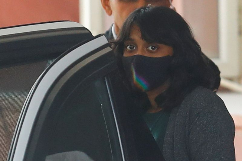 India activist breaks silence on sedition arrest, says she felt 'violated'