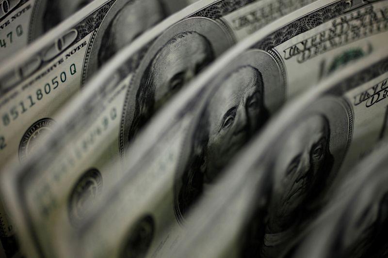 Dollar gains further as Treasury yields resume climb