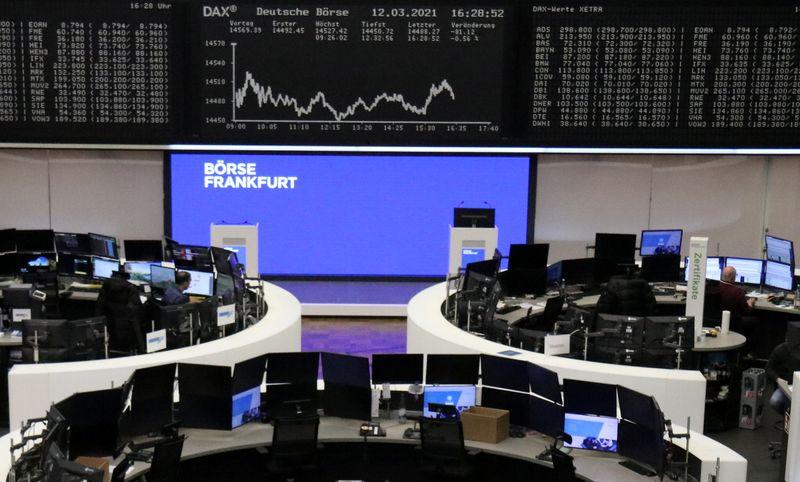 European shares rise as Danone, Flutter Entertainment jump