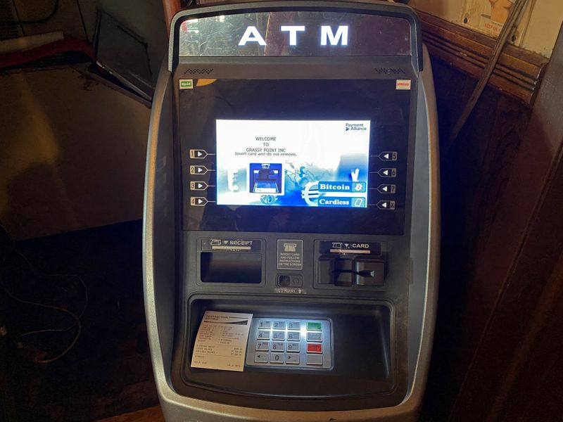 Bitcoin ATMs are coming to a gas station near you