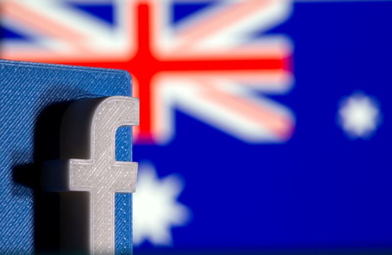News Corp reaches three-year deal with Facebook in Australia