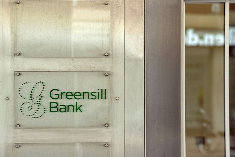 Germany's Bafin submits insolvency filing to wind up Greensill Bank, court says