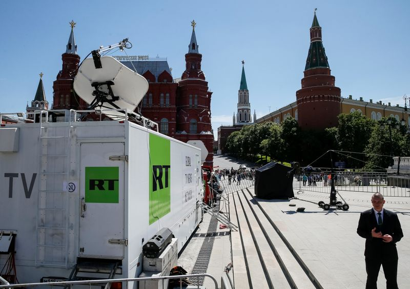 Berlin warns Moscow: don't restrict our journalists