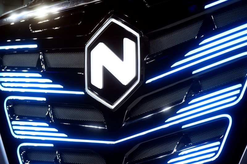 Nikola strategic partner Hanwha to cut its bet on electric-truck maker by half