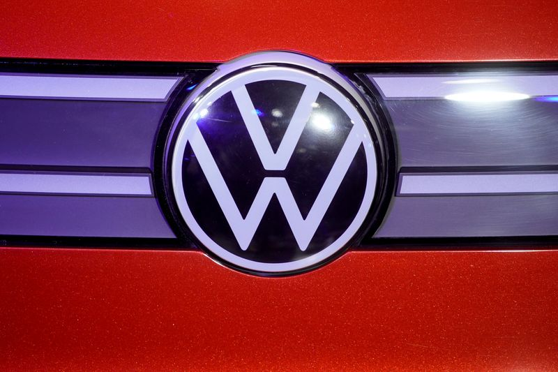 Unstoppable Volkswagen shares eye best week ever in EV frenzy