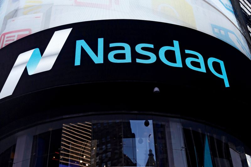 Nasdaq futures drop about 1% as bond yields spike