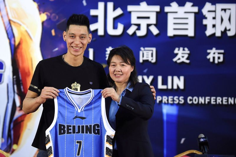 Basketball: Lin fears calling out anti-Asian racism could encourage hate
