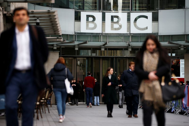 BBC trasladará más operaciones de noticias, series y radio fuera de Londres