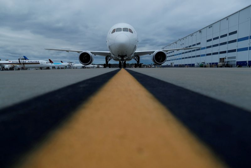 New Boeing 787 inspections signal tougher FAA oversight By Reuters