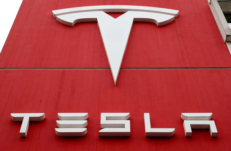 Tesla cars banned from China's military complexes on security concerns -sources