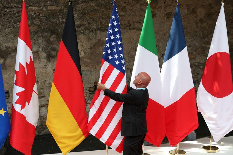 Ministri G7 appoggiano nuovi aiuti per paesi a basso reddito - Aso (Giappone)