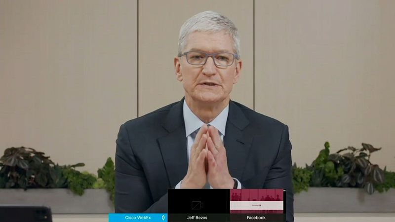 Apple CEO Cook, executives on tentative list of witnesses in Epic Games case