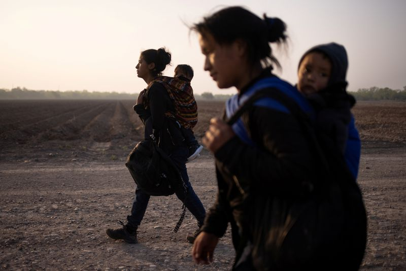 U.S. to place some migrant families in hotels in move away from detention centers