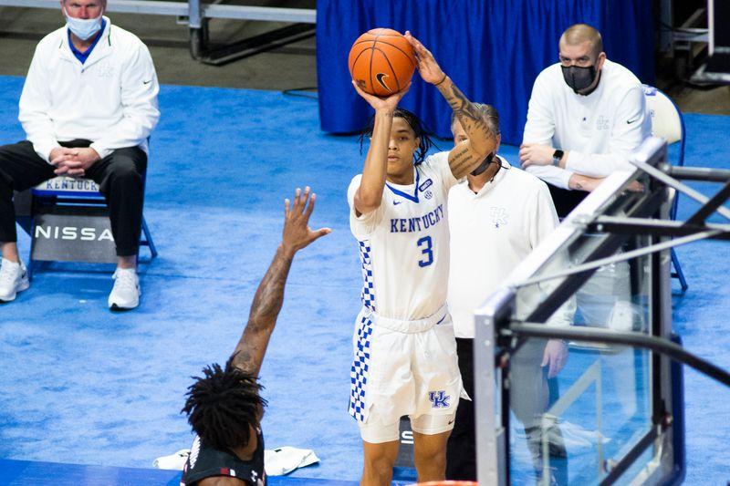 Kentucky's Brandon Boston latest to declare for NBA Draft