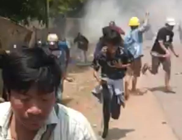 Myanmar protesters voice defiance as regional pressure on junta grows