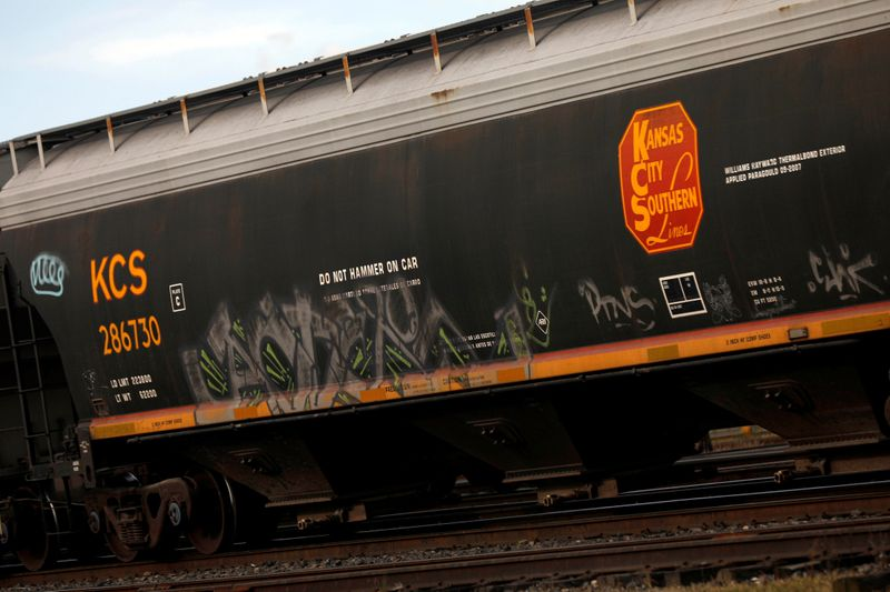 Canada's CP Railway to buy Kansas City Southern for $25 billion betting on North American trade