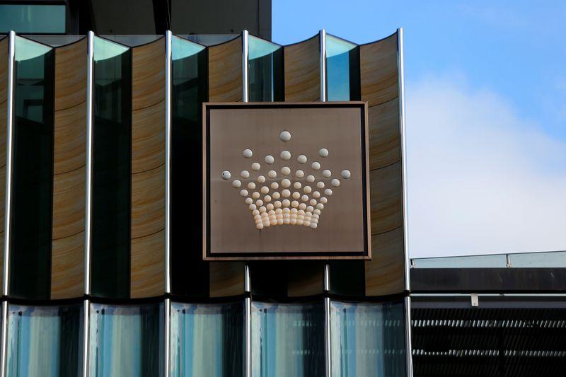 Blackstone rolls the dice with $6.2 billion move on Australia's Crown Resorts