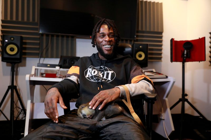 Nigeria's Burna Boy says Grammy win marks 'big moment' for African music