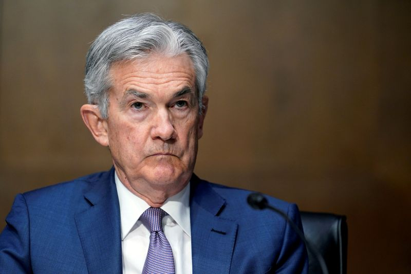 Fed's Powell: Would pursue digital currency only with Congressional support