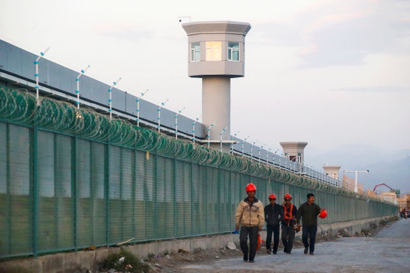 West sanctions China over Xinjiang abuses, Beijing hits back at EU