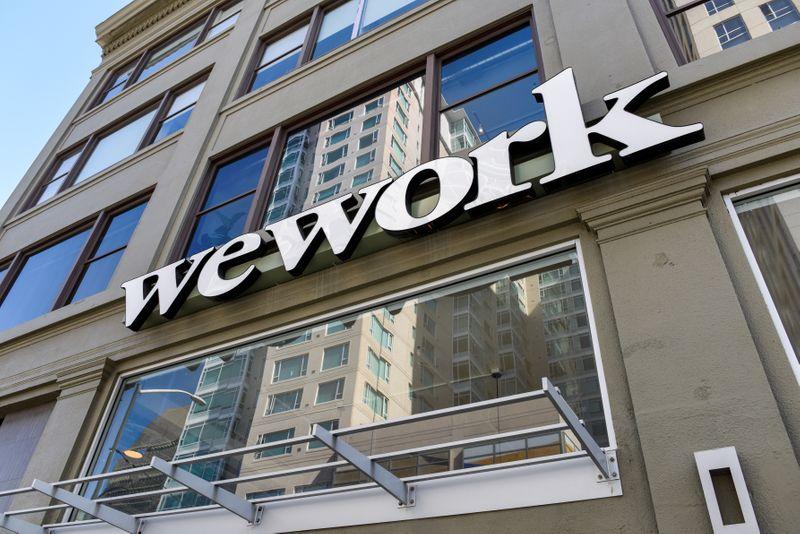 WeWork discloses $3.2 billion loss in 2020 as it seeks SPAC deal - source