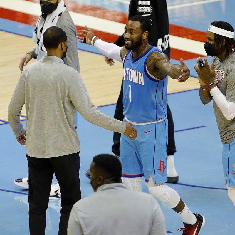 NBA roundup: Rockets turn back Raptors, end 20-game skid