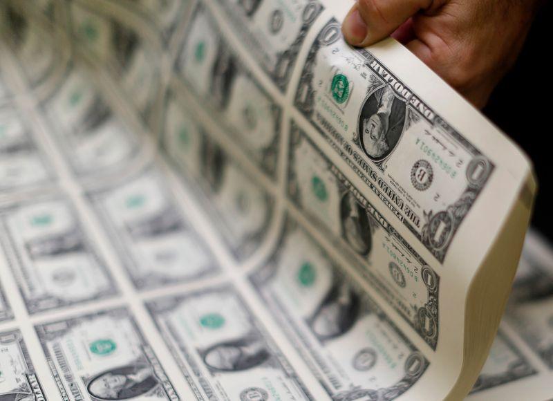 Déficit de cuenta corriente EEUU salta a máximo 12 años en 2020