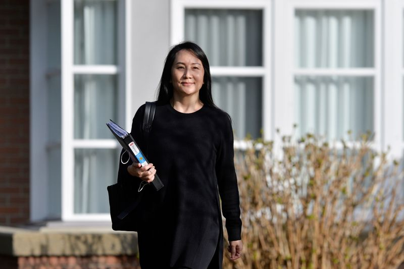 Canada judge rejects Huawei CFO's request to add evidence in extradition case