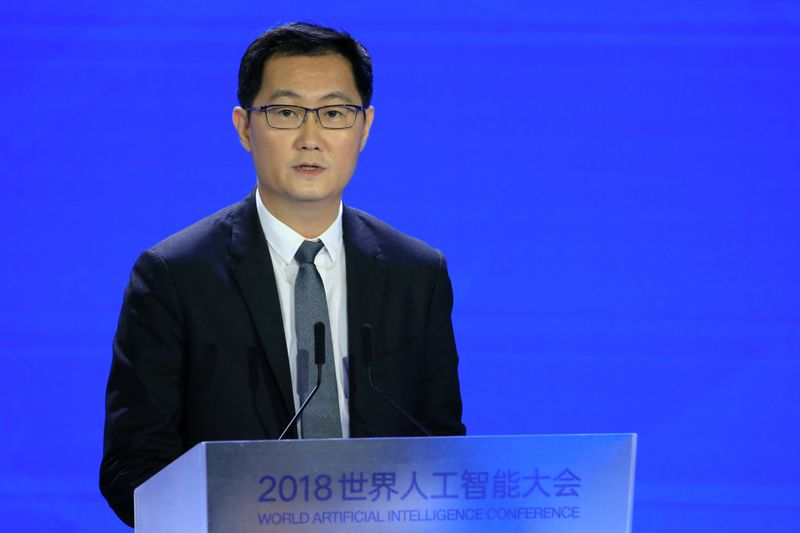 Exclusive: Tencent boss meets Chinese antitrust officials while control expands - sources