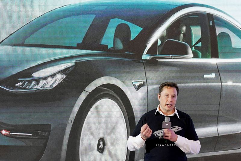 Tesla can now be bought for bitcoin, Elon Musk says