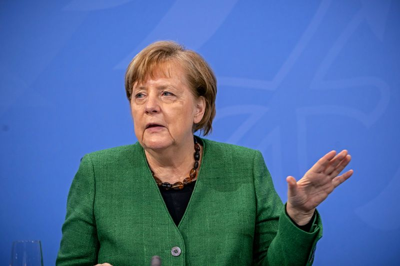 After backlash, Merkel to drop Easter closure plans: sources