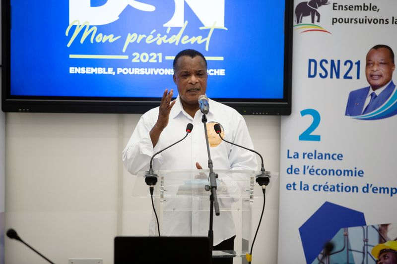 Congo Republic election candidates say vote marred by fraud