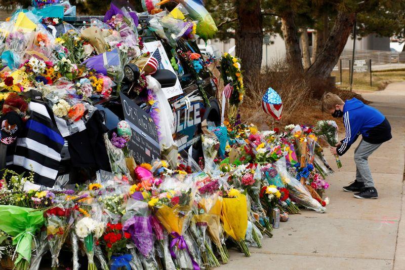 Suspect in Boulder, Colorado shooting rampage due in court