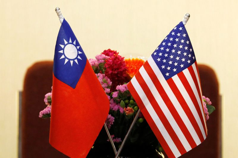 Taiwan, U.S. to strengthen maritime coordination after China law