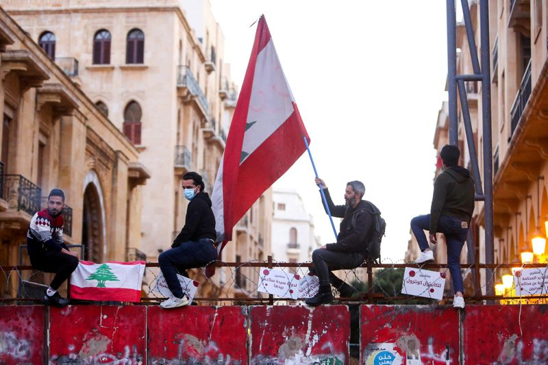 Analysis: Lebanon frozen by political intransigence as it hurtles towards collapse